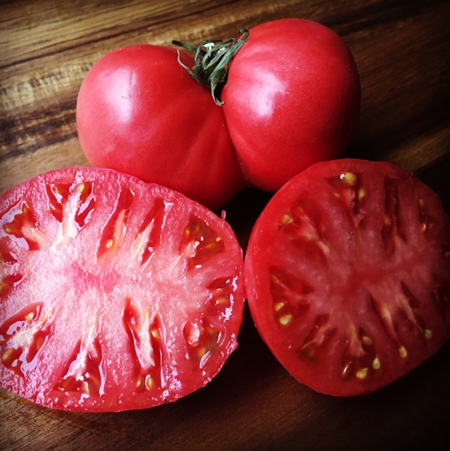 Rebel Yell Tomatos